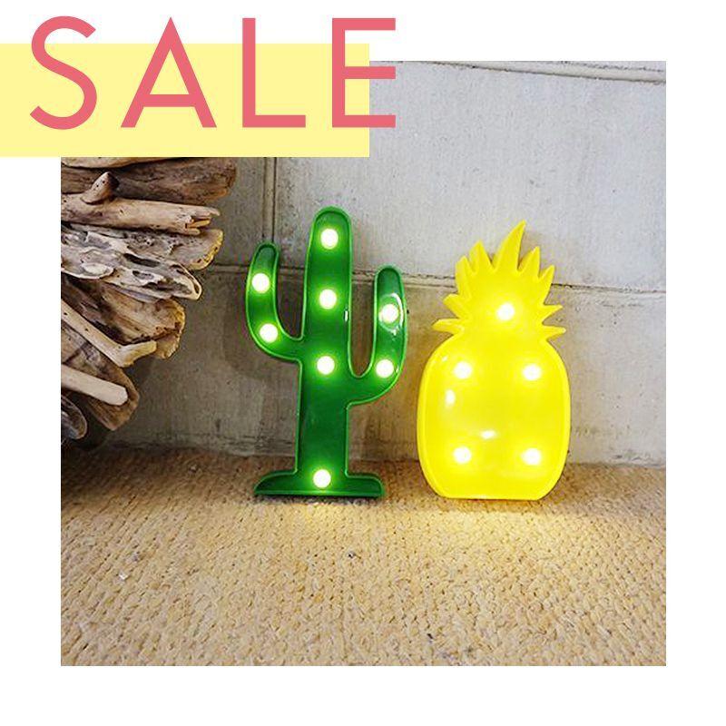 画像1: サンタモニカ LED ランプ (1)