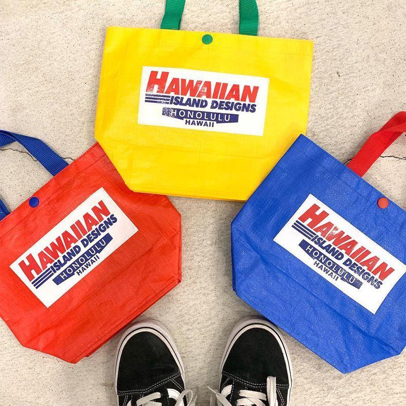画像1: 【SALE】Hawaiian ミニトートバッグ (1)