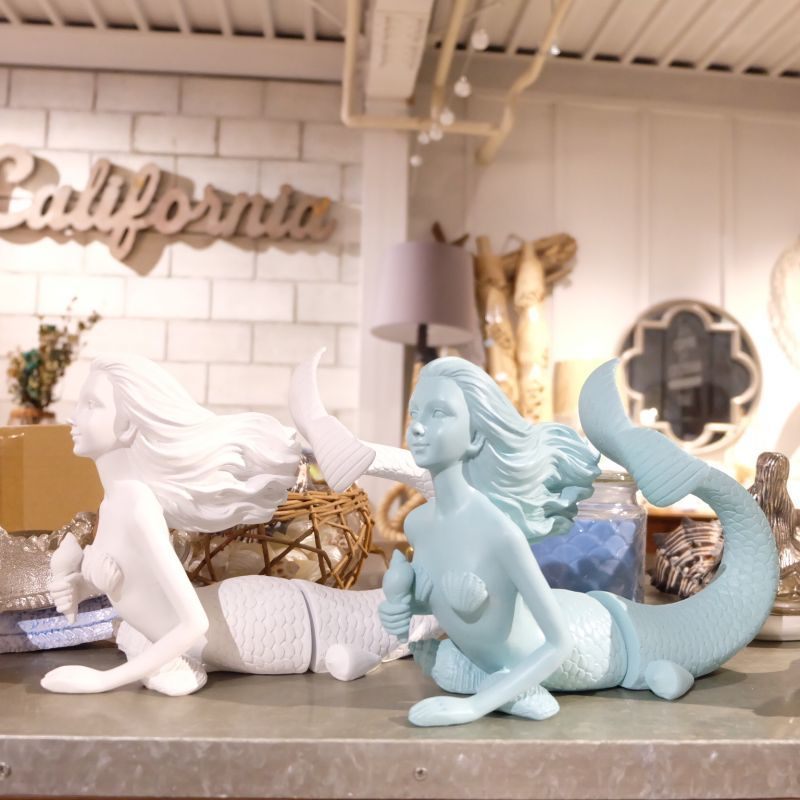 画像1: SALE!! マーメイド ブックスタンド 【カリフォルニア】 (1)
